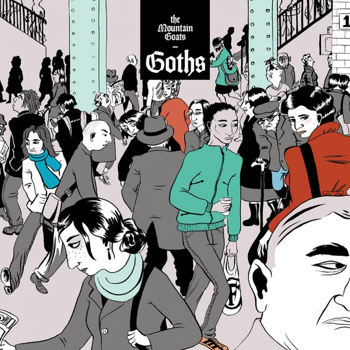 The Mountain Goats — Goths
